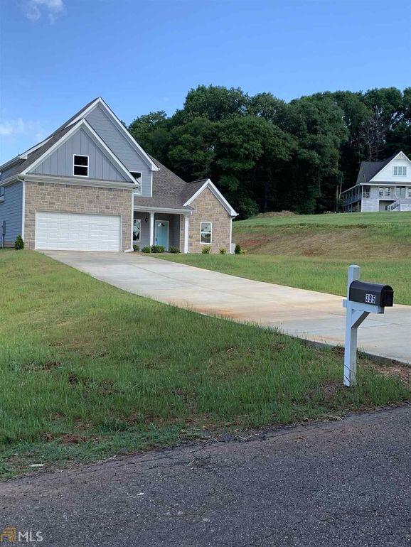 395 Middle Fork Ln, Carnesville, GA 30521