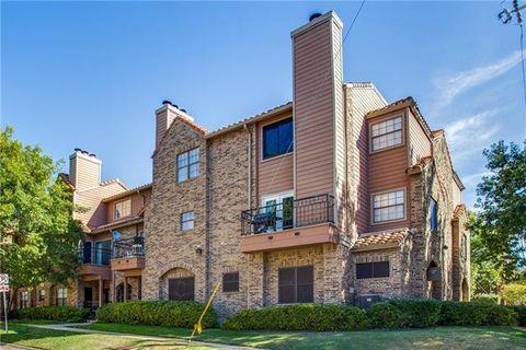 6002 Auburndale Ave Unit D University Park TX 75205