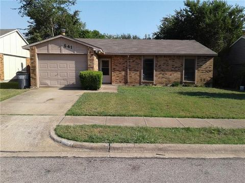 Photo of 541 Hightrail Dr, Allen, TX 75002