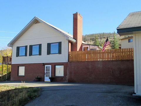 204 Roosevelt, Hot Sulphur Springs, CO 80451
