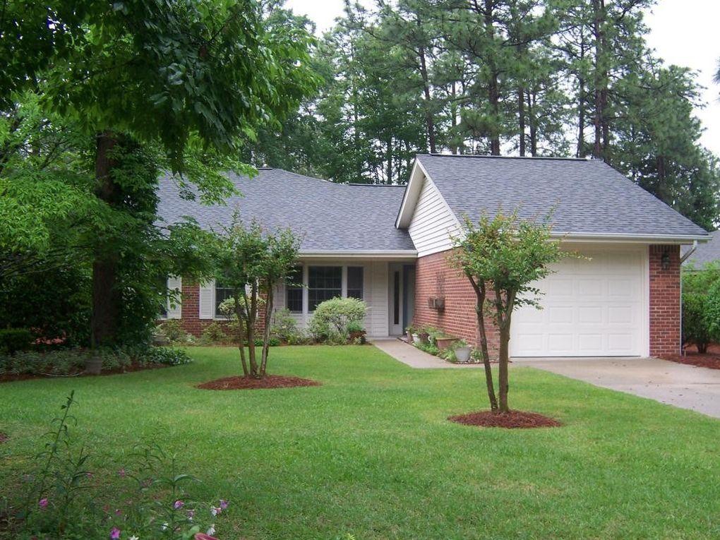 Homes For Sale In Pinehurst Trace Pinehurst Nc