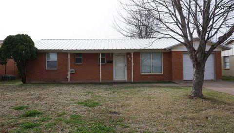 Photo of 4621 Langford Ln, Wichita Falls, TX 76310