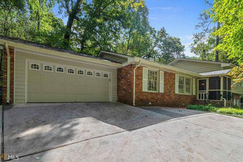 Photo of 5195 Timber Trail South, Atlanta, GA 30342