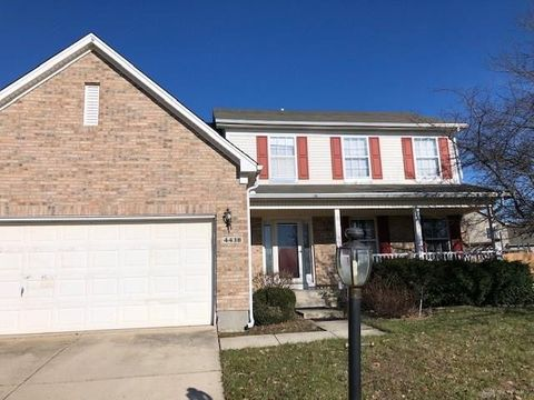 4438 Forest Ridge Blvd, Dayton, OH 45424