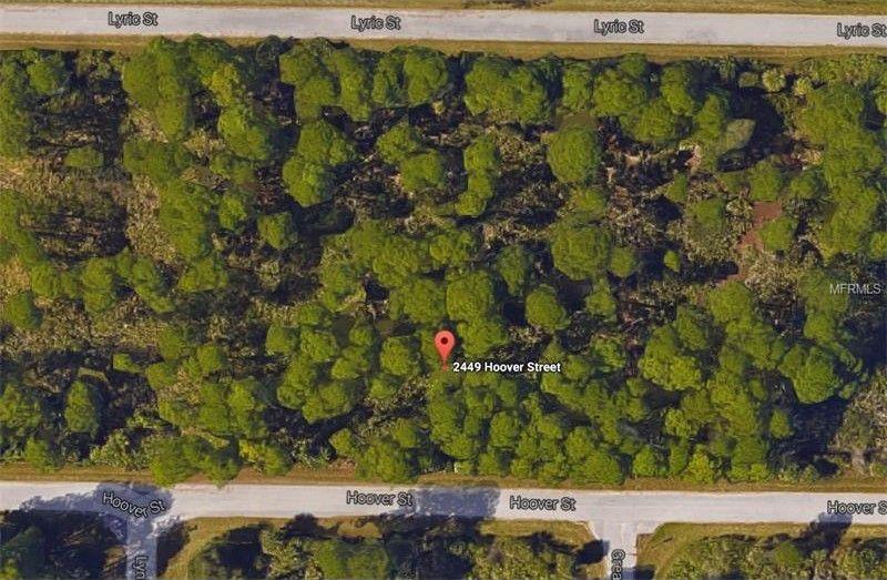 Street Map Port Charlotte Florida.2449 Hoover St Port Charlotte Fl 33953 Realtor Com