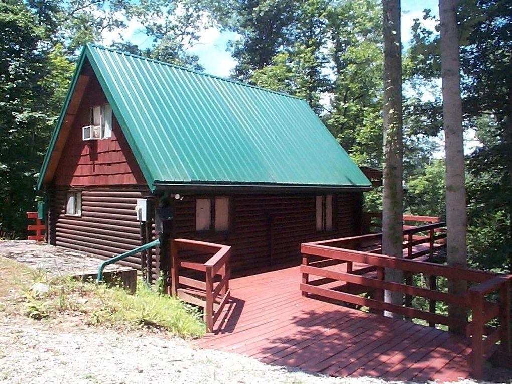salt lick creek cabins