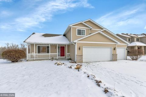 Photo of 8061 Trappers Ridge Dr, Clear Lake, MN 55319