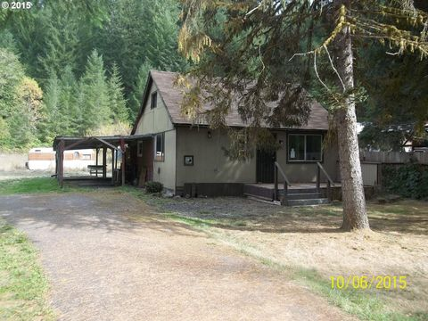 42261 Winberry Creek Rd, Fall Creek, OR 97438