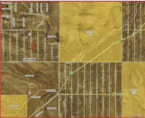 Photo of Lmro 12 A S-5 Blk E Niles Dr Lot 25, Dolan Springs, AZ 86441