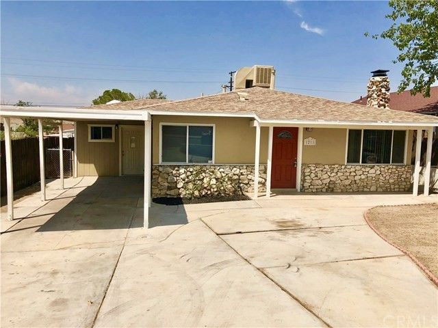 1211 Flora St, Barstow, CA 92311
