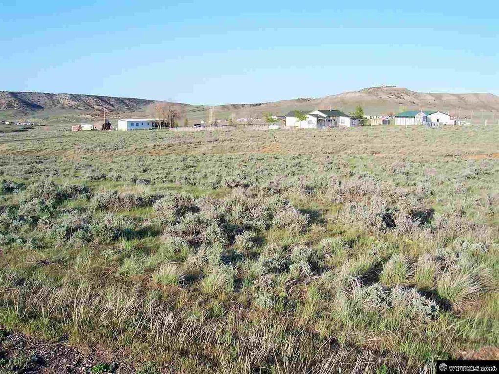 Sage valley subdivision cor lot 24 thermopolis wy 82443 for Sage valley