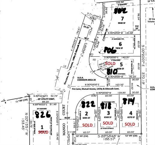 Coppell Tx Zip Code Map.802 Mango Ct Coppell Tx 75019 Land For Sale And Real Estate