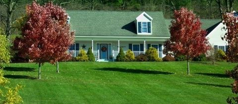 Mansfield PA Homes With Special Features