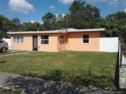 1405 Nw 123rd St, North Miami, FL 33167