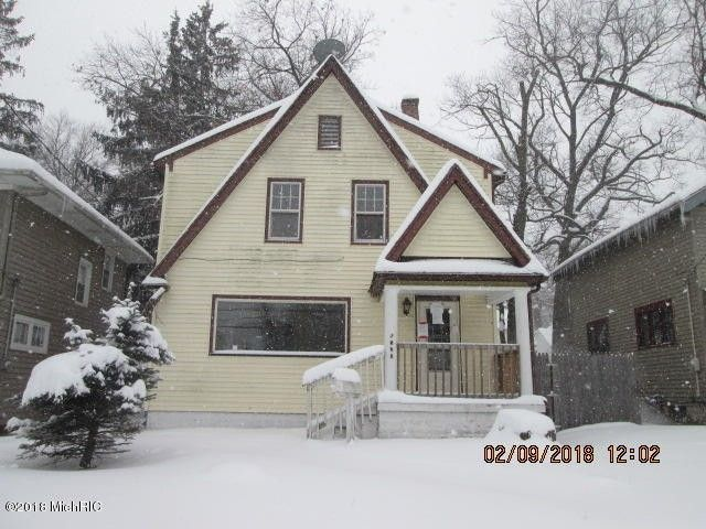 1268 Boston St Se, Grand Rapids, MI 49507