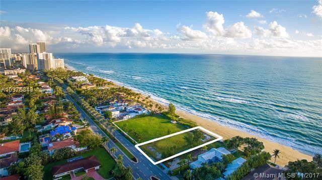 501 Ocean Blvd Golden Beach Fl 33160