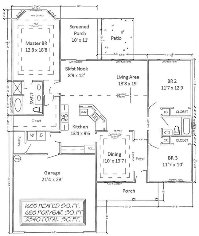 Tbd4 Allsbrook Rd, Loris, SC 29569