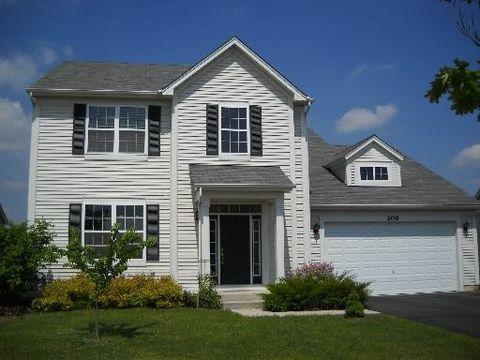 209 Bluegrass Pkwy, Oswego, IL 60543