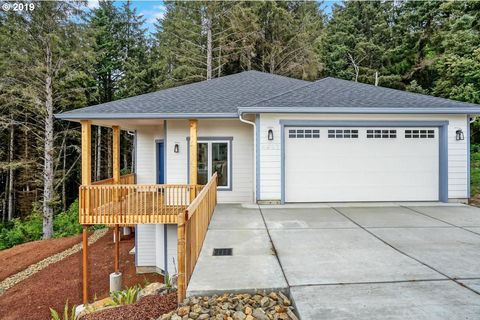 Photo of 4027 Se Keel Way, Lincoln City, OR 97367