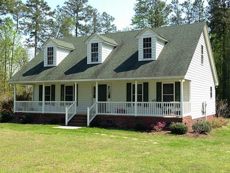 Southampton County Property Value
