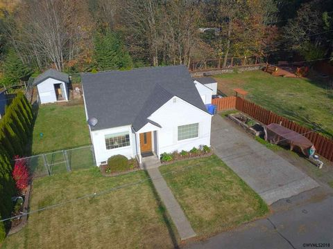Photo of 543 Birch St, Lyons, OR 97358