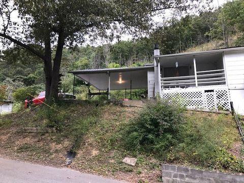 166 Yellow Hill Rd, Elkhorn City, KY 41522