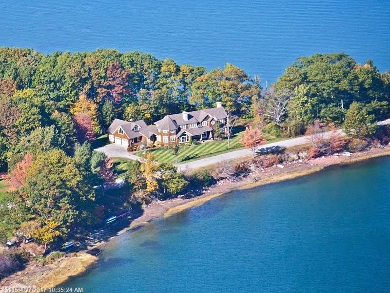 Homes For Sale On Cousins Island Maine