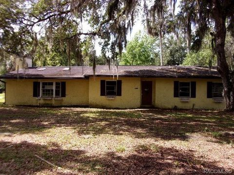 Photo of 9600 W Orchard St, Crystal River, FL 34428
