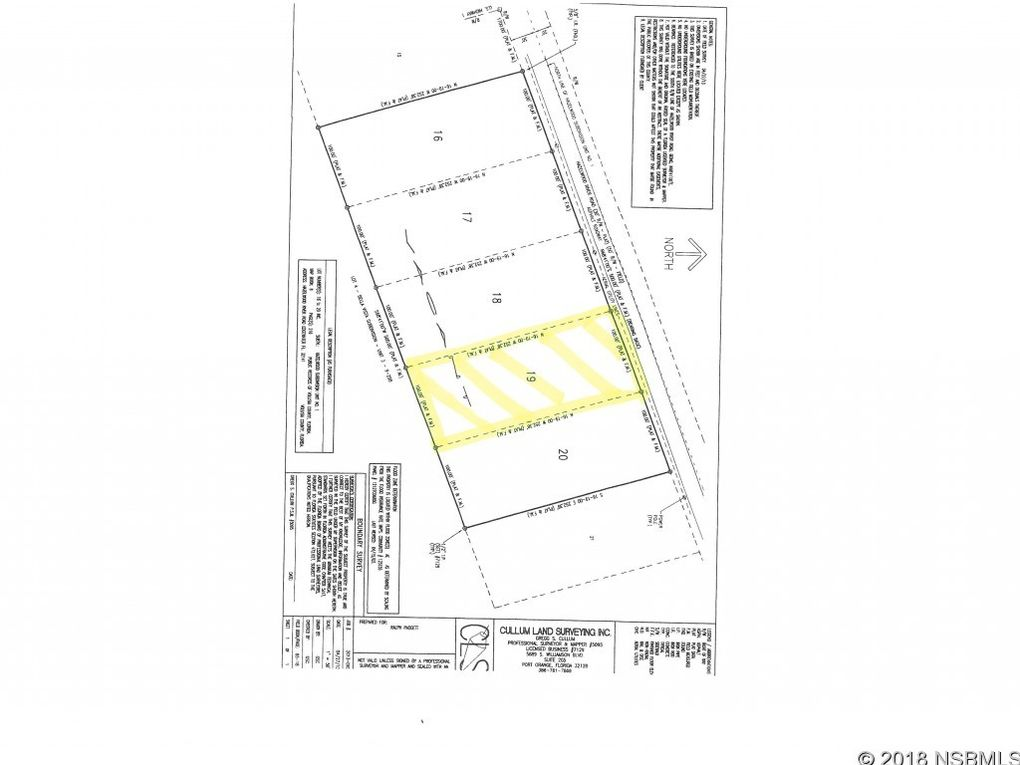 Edgewater Florida Map.Hazelwood River Rd Lot 19 Edgewater Fl 32141 Land For Sale And