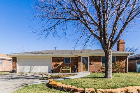 4809 S Rusk St, Amarillo, TX 79110