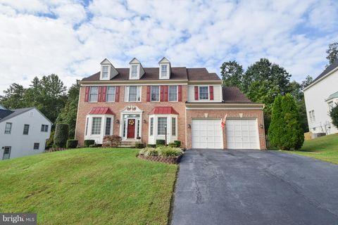 Crest Ridge Estates Woodbridge Va Real Estate Homes For Sale