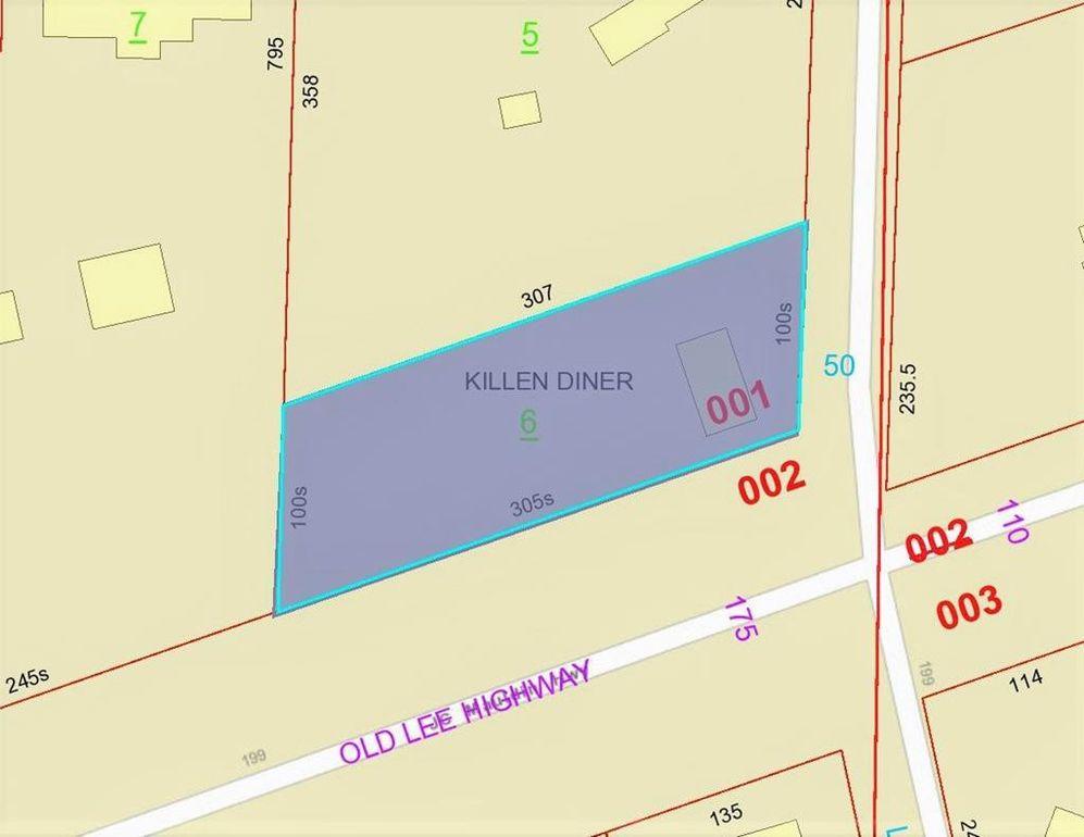 241 J C Mauldin Hwy Killen, AL 35645