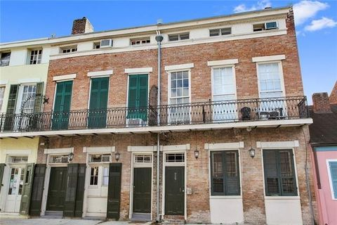 french quarter, new orleans, la real estate & homes for sale