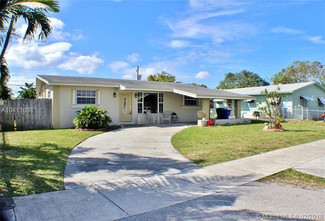 1919 Gardenia Rd, Fort Lauderdale, FL 33317