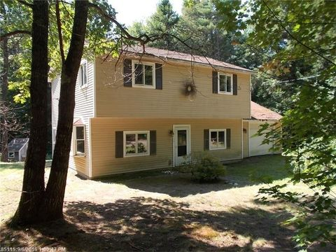 589 bull ring rd denmark me 04022 home for sale and real estate listing