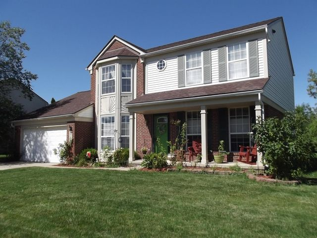 45176 greenbriar dr belleville mi 48111 home for sale