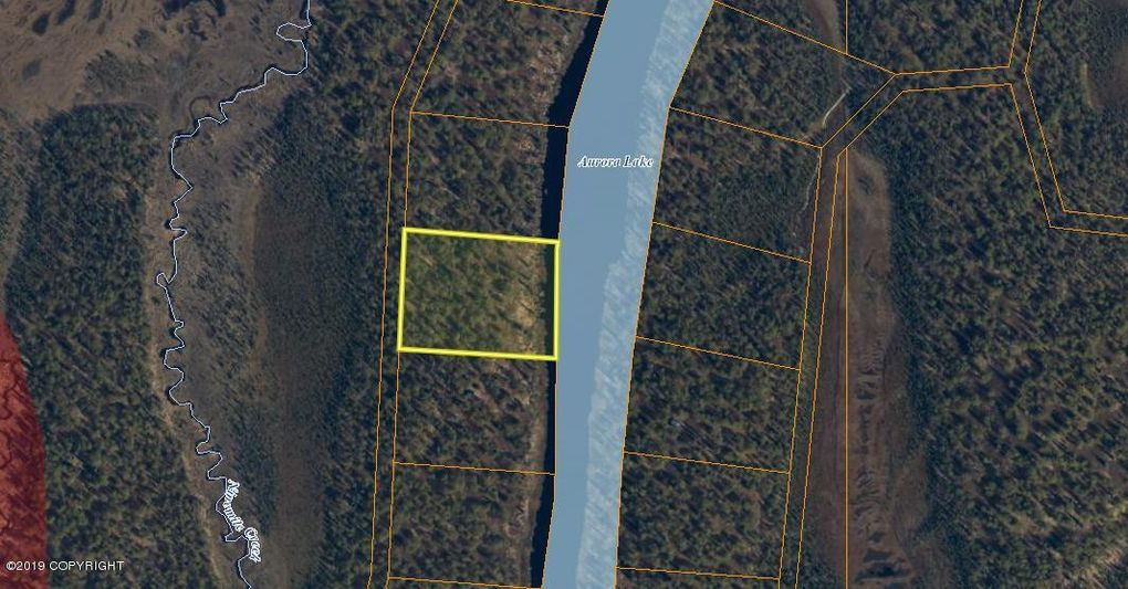 Tr V No Rd, Trapper Creek, AK 99683