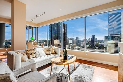 seattle wa condos townhomes for sale