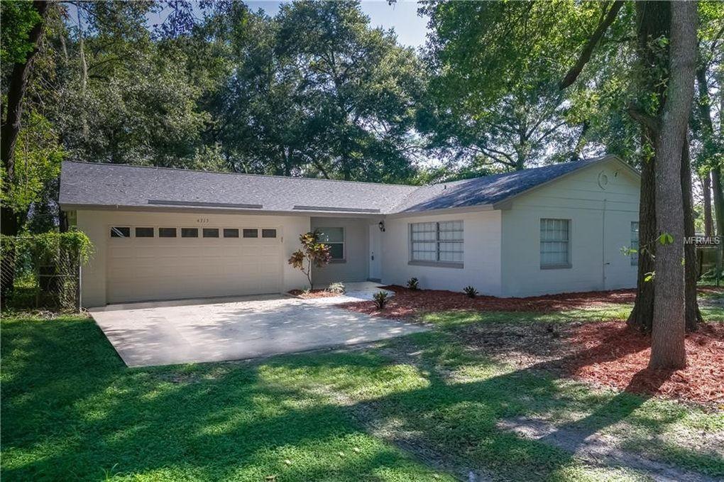 Super 4315 Pine Hill Cir Orlando Fl 32808 Home Interior And Landscaping Transignezvosmurscom