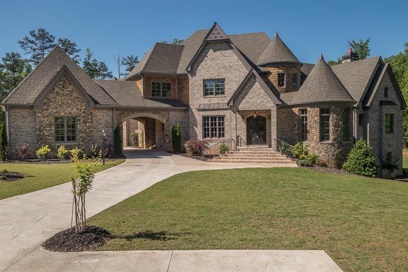 14560 Wood Rd, Milton, GA 30004