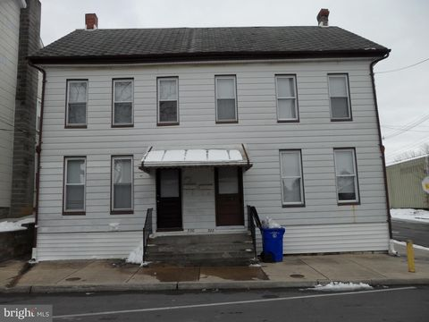 320 And 322 S Mulberry St, Hagerstown, MD 21740