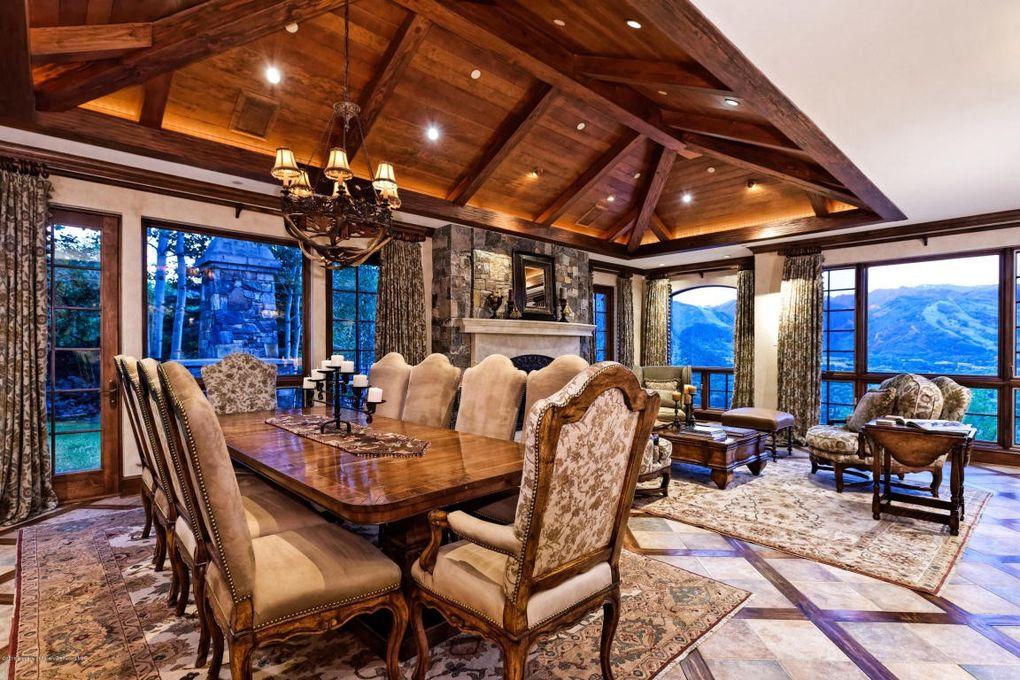 1124 red mountain rd aspen co 81611 home for rent for Aspen house