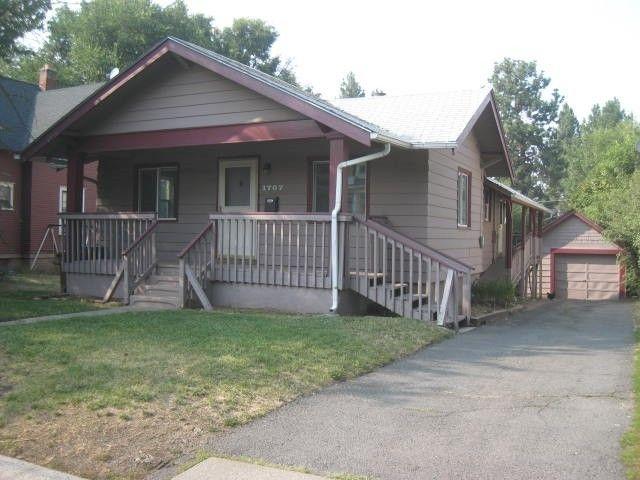 1707 E 9th Ave Spokane, WA 99202