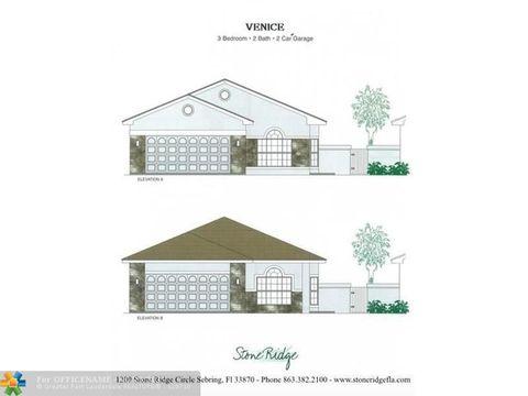 1349 Stone Ridge Cir, Sebring, FL 33870