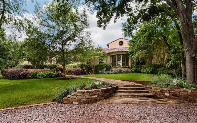 4131 cochran chapel rd dallas tx 75209 for French countryside real estate