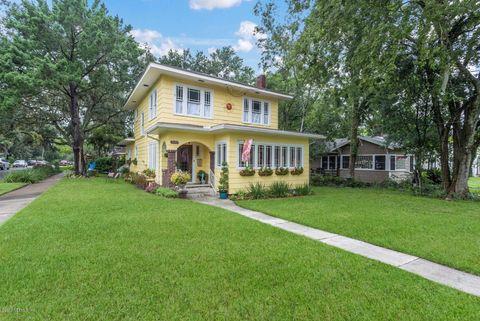 1544 Talbot Ave  Jacksonville  FL 32205. Jacksonville  FL Real Estate   Jacksonville Homes for Sale