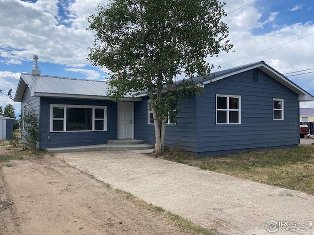 302 Logan St Walden, CO 80480