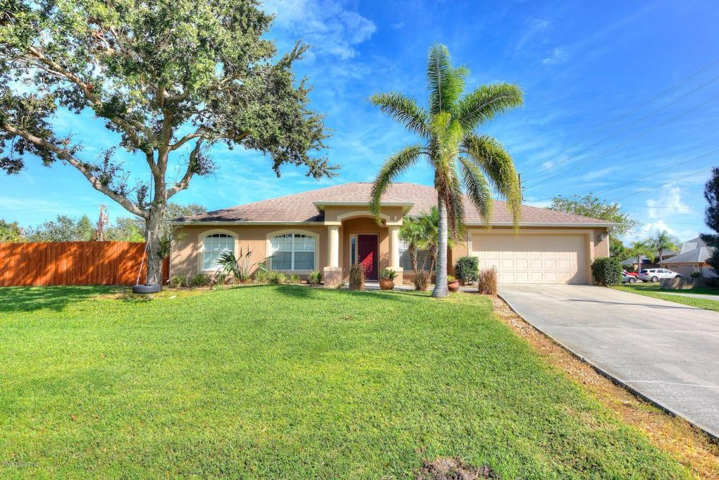 Palm Bay Florida New Homes For Sale
