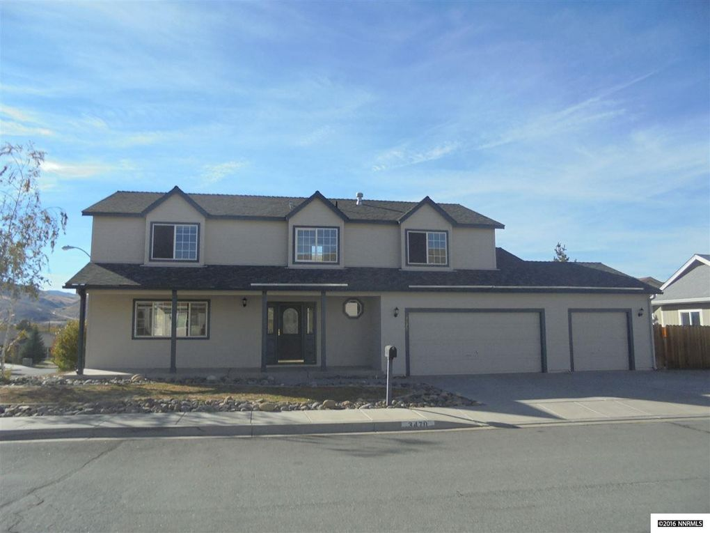3470 Orovada Dr Carson City Nv 89701 Home For Sale