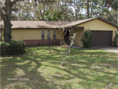 1401 Claymore St Inverness FL 34450